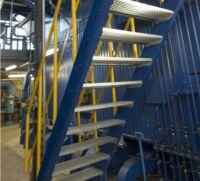 Lépcsőfokok: tűzihorganyzott, könnyű és biztonságos!